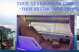 xe limousine giường nằm