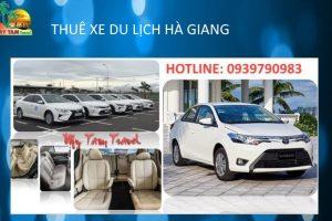 Xe 4 Chỗ Hà Nội đi Hà Giang