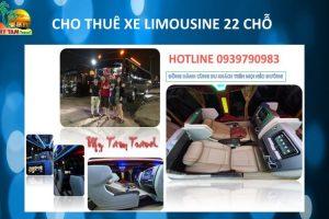 Xe Limousine 22 Chỗ