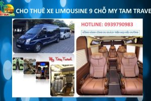 Thuê Xe Limousine 9 Chỗ