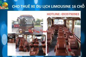 Xe Limousine 16 Chỗ