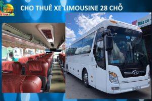 Xe Limousine 28 Chỗ