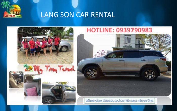 Car Rental in Loc Binh district