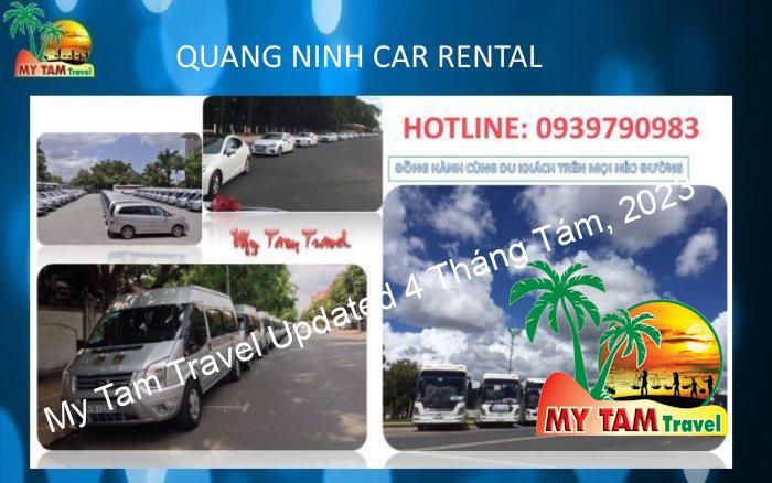 Car transfer in Quang Ninh