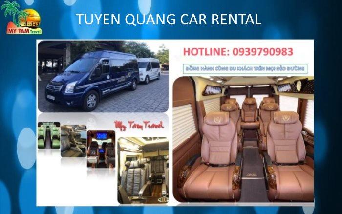 Car Rental In Tuyen Quang City, Tuyen Quang Car rental, Car Transfer Tuyen Quang, Car from Tuyen Quang, Tuyen Quang province. 9 seat Limousine Car Rental