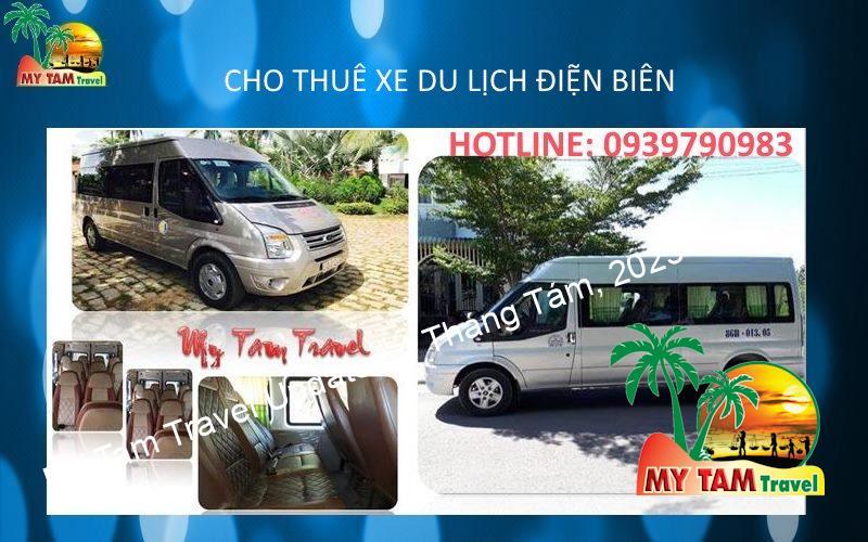 Thuê xe tại Huyện Mường Nhé