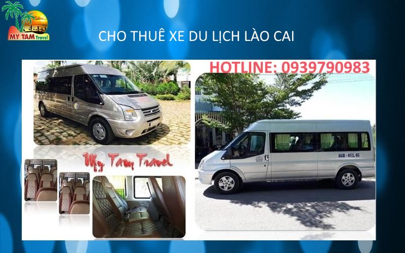 Thuê xe tại huyện Bảo Thắng