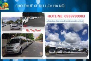 Thuê xe tại Huyện Sóc Sơn