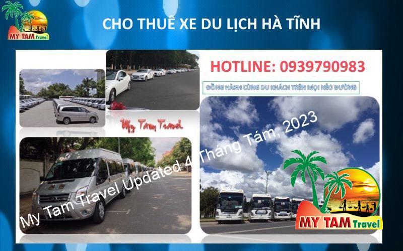 Thuê xe tại tỉnh Hà Tĩnh