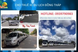 Thuê xe tại Huyện Châu Thành