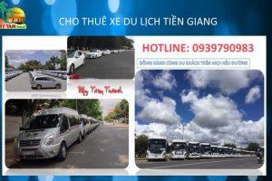 Thuê xe tại Huyện Tân Phú Đông