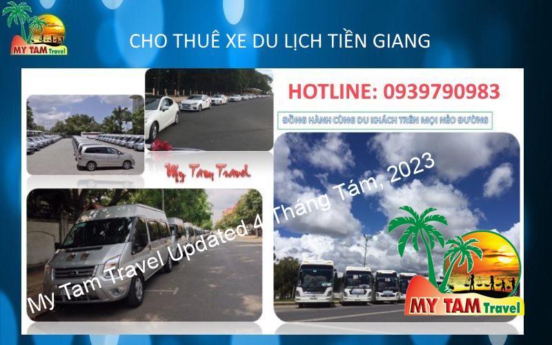 Thuê xe tại Tiền Giang
