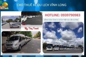 Thuê xe tại Huyện Vũng Liêm