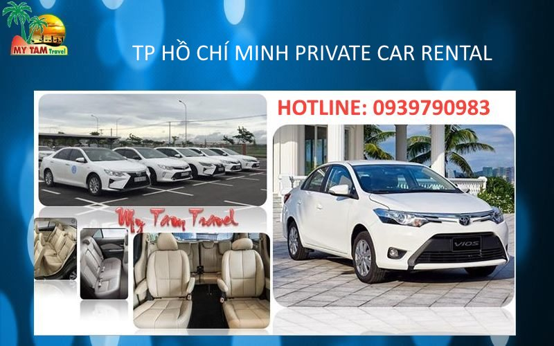 Car Rental in Can Gio district HCMC
