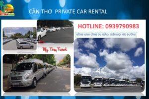 Car rental in Vinh Thanh District